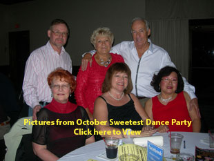 Pictures from October 19 Sweetest Day Dance Party